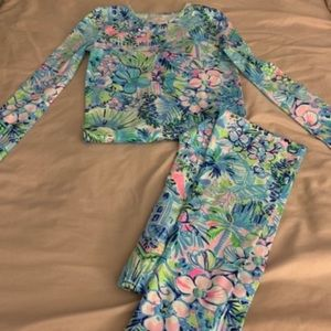 Lilly Pullitzer Pj set, brand new with tags!